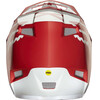 Fox Rampage Pro Carbon Moth Helmet Men Red/White